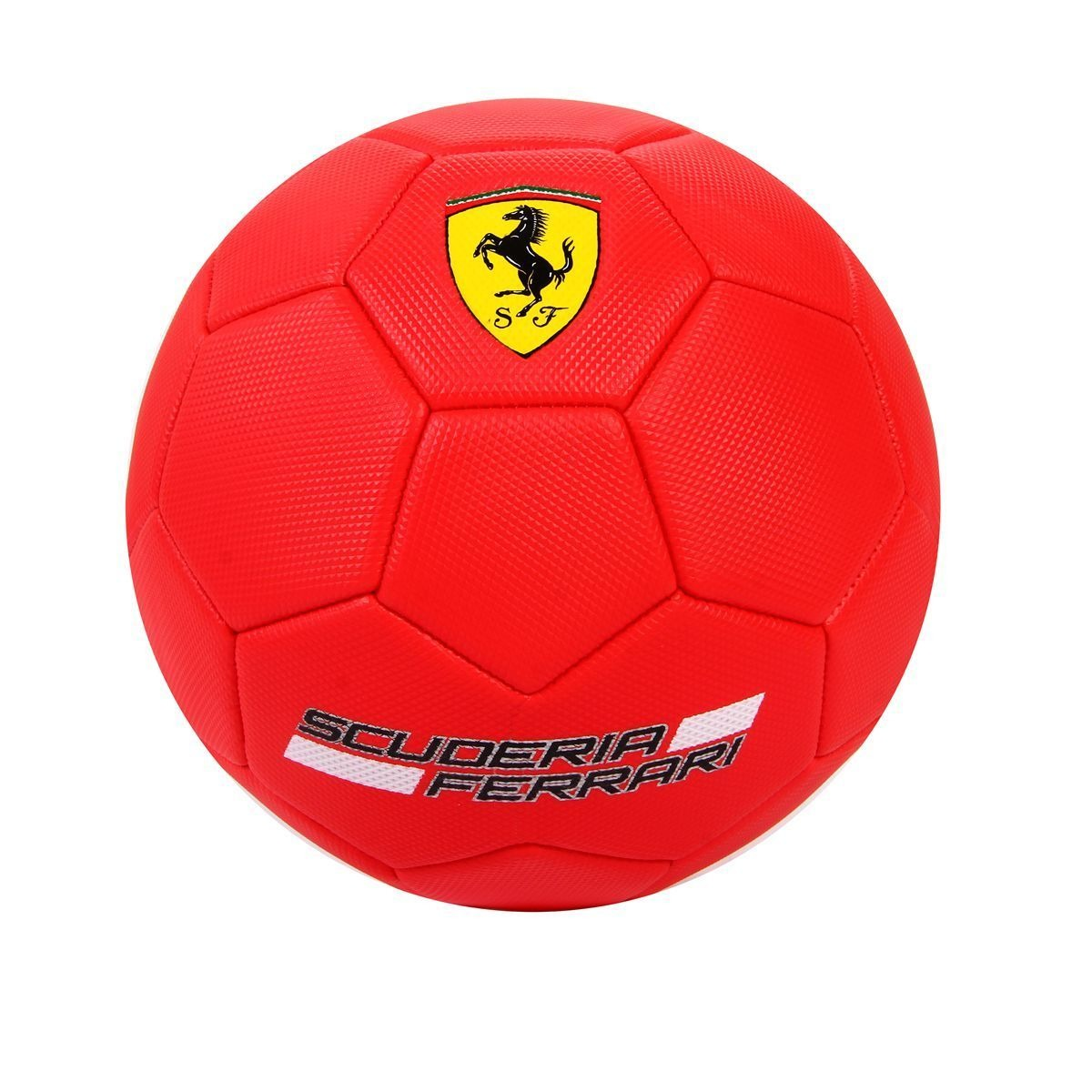 Ferrari soccer ball size 3 czerwony ferrari accessories