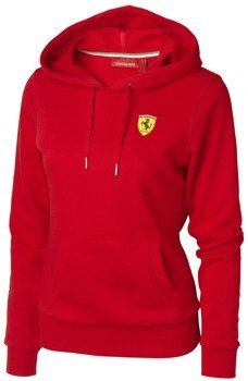 Ferrari Womens Hooded Sweatshirt ca52ccd38