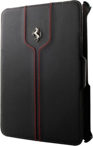 detailing bbe99 3f768 Ferrari Genuine Leather iPad Mini Montecarlo Folio Case