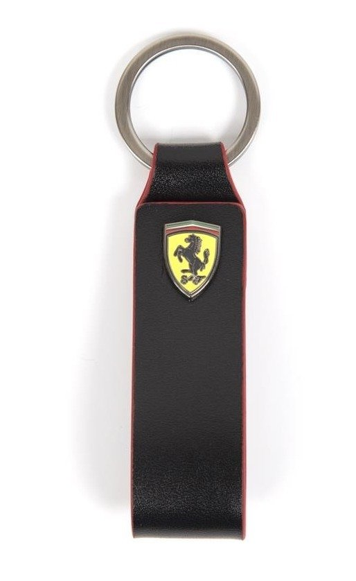 Ferrari Keyring Leather Strap  61c911c640