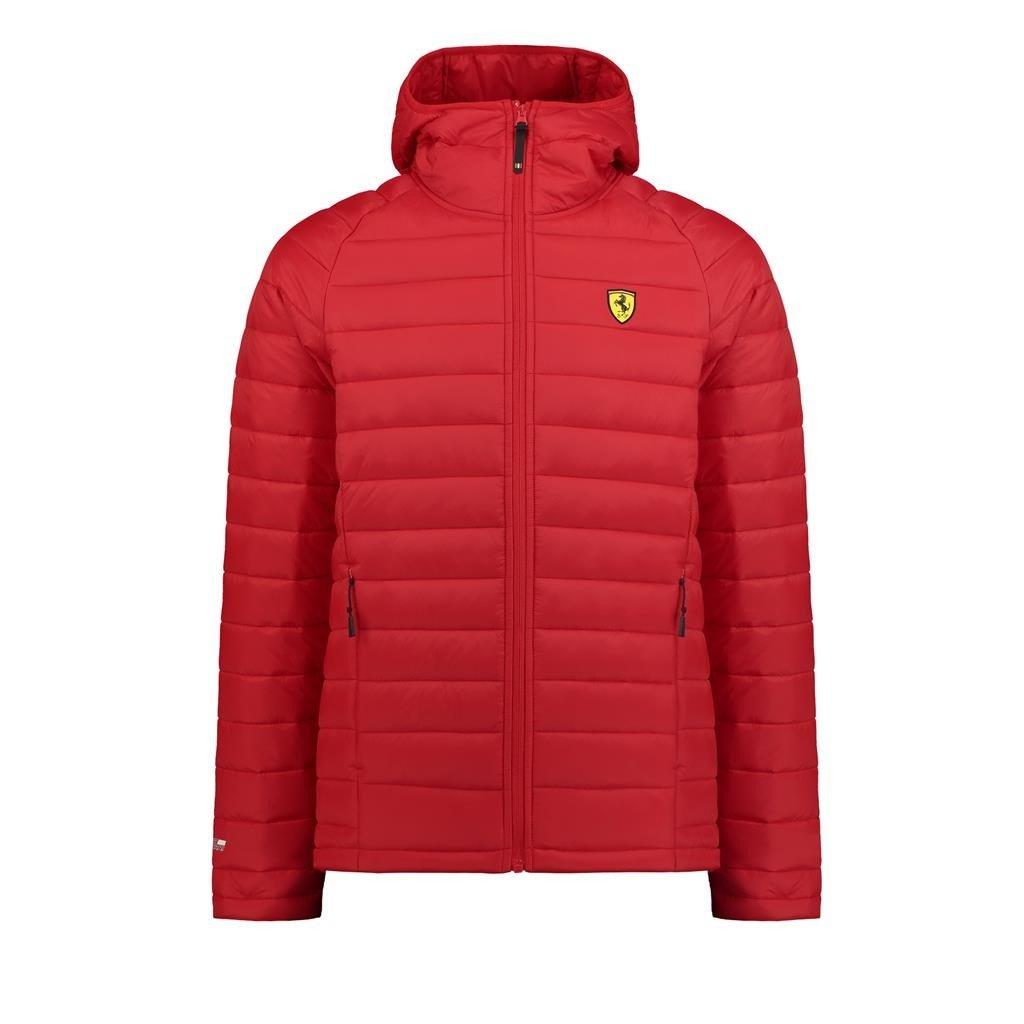Mens Ferrari F1 Padded Jacket Red Ferrari Jacket Ferrari Jacket Men Fbutik Eu Scuderia Ferrari Collection