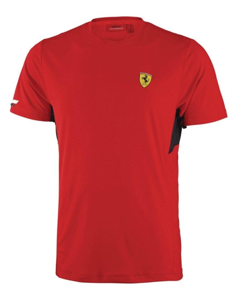 short boy logo boys sleeve ferrari red girl s img emblem worth shirt t yellow horse size products top lorena scuderia