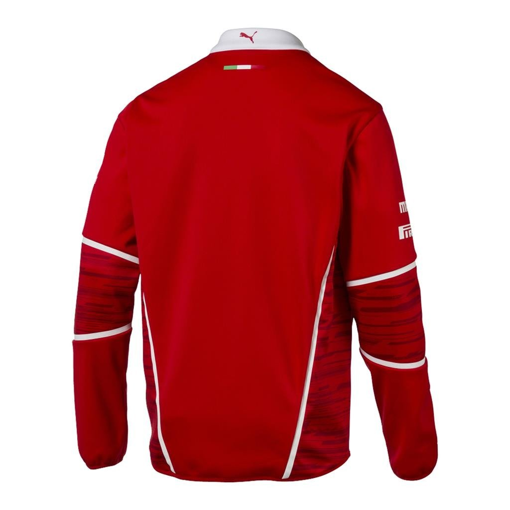 hot product best value outstanding features Mens Scuderia Ferrari Softshell Team Jacket