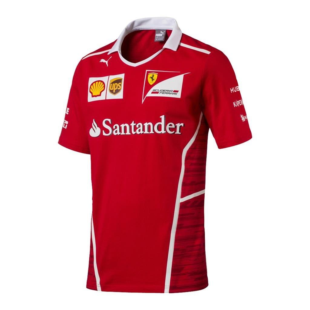 s sports m shirts dp red team t uk amazon outdoors puma co men shirt ferrari