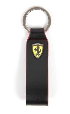 Ferrari Keyring Leather Strap