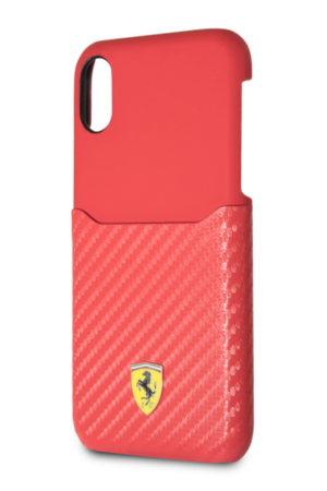 Ferrari hardcase iPhone X
