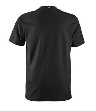Koszulka Ferrari Mens Graphic Tee 4  - Black