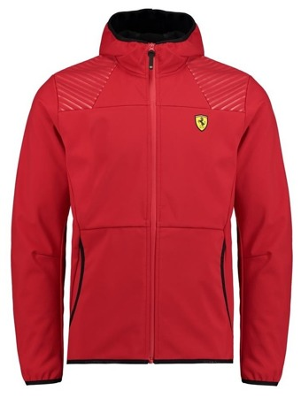 Mens Softshell Ferrari F1 Jacket