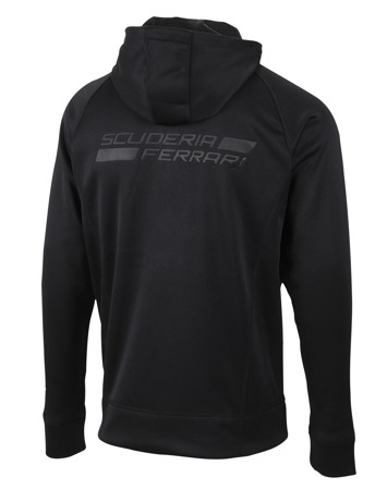 Bluza Ferrari Powerstretch Hood - Black
