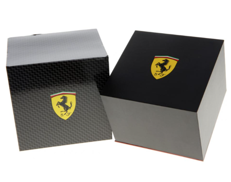 Ferrari Watch F1 PitLine 38M Black