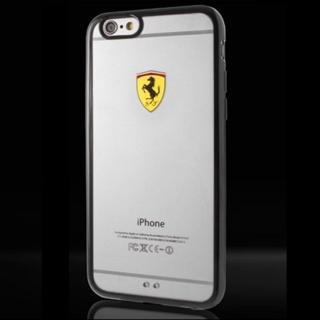 Ferrari transparent hardcase iPhone 6/6S Plus