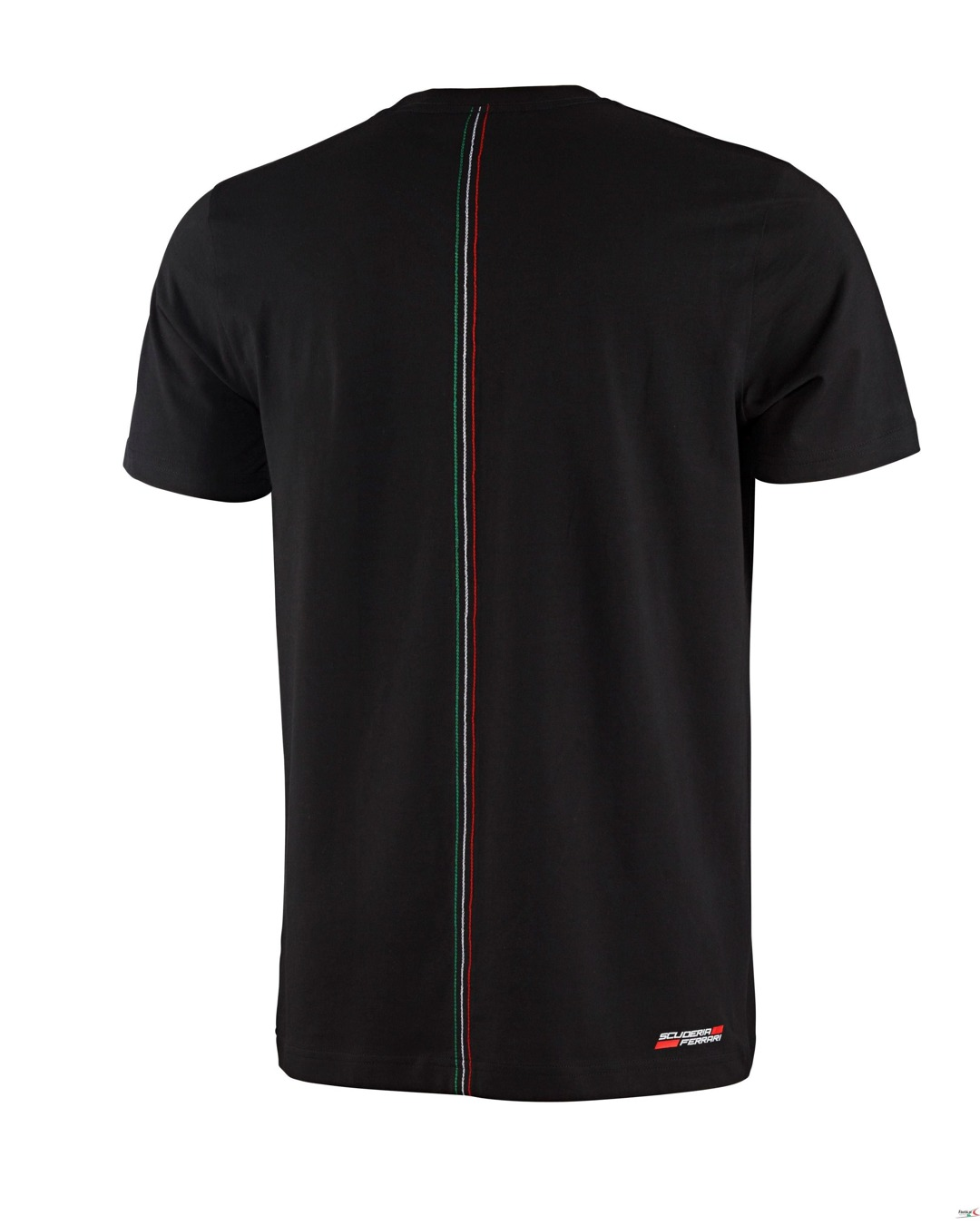 Koszulka Ferrari Mens Graphic 2 Tee  - Black