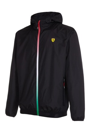 Scuderia Ferrari Mens Windbreaker