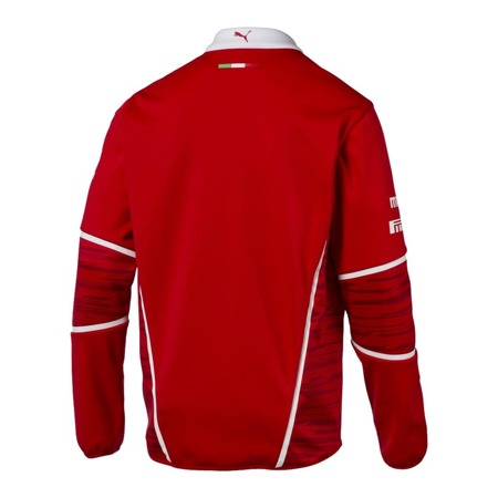 Heren Scuderia Ferrari Softshell Team Jacket