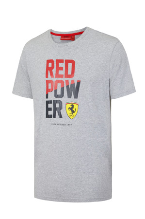 Scuderia Ferrari T-Shirt Red Power