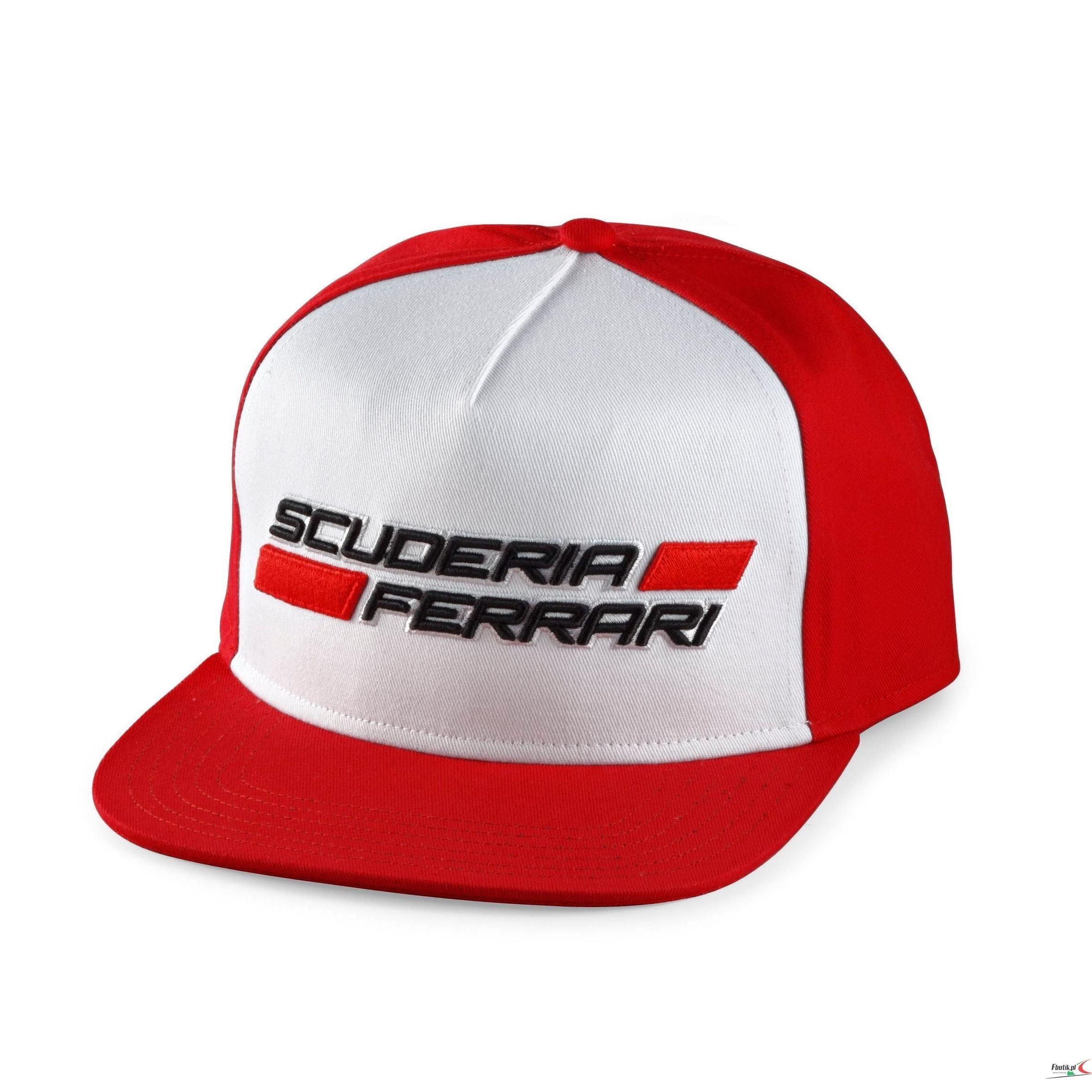 fc136504e51170 Czapka dziecięca Ferrari Old School Cap Kliknij, aby powiększyć ...