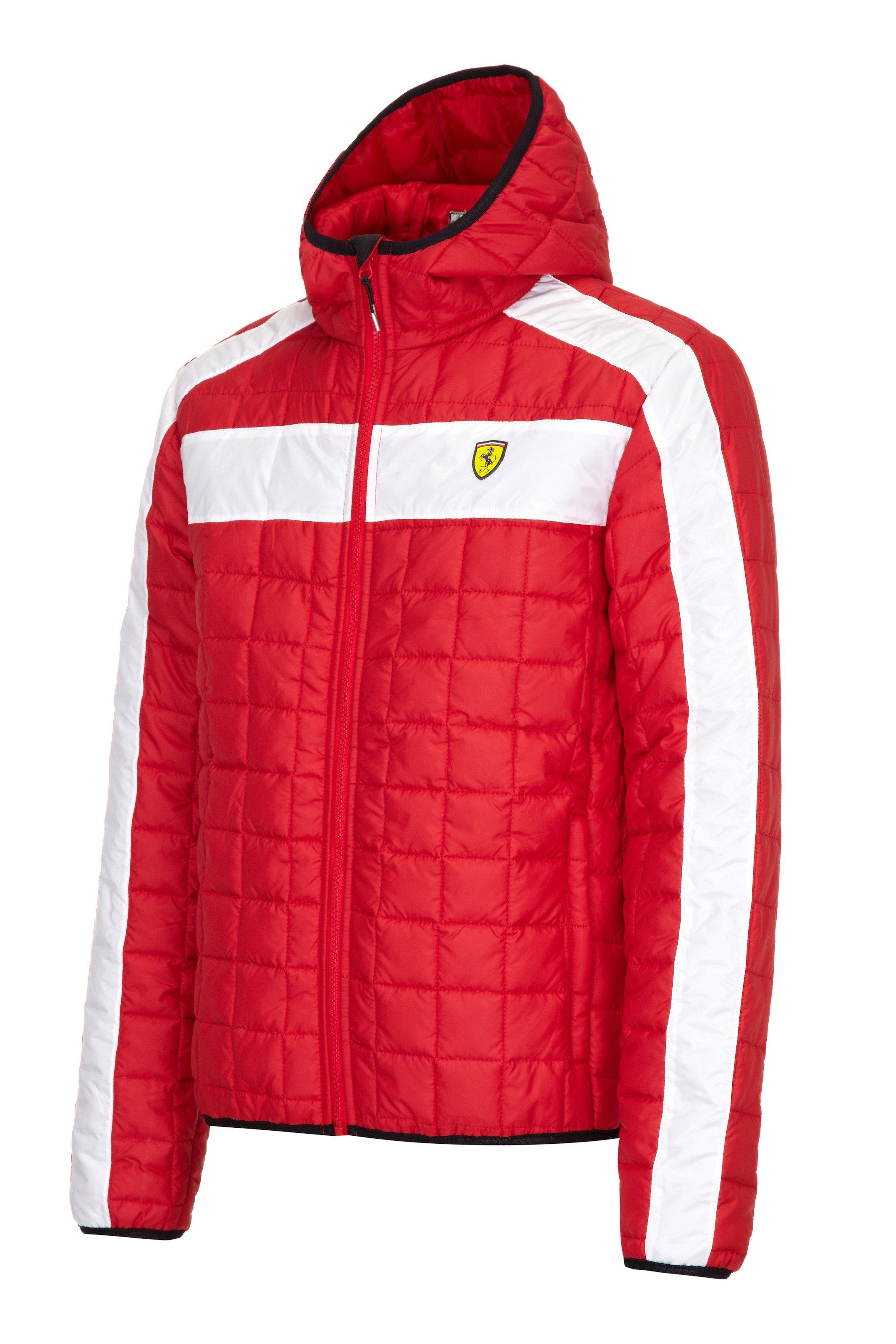 e00601e12d01b Kurtka Ferrari Packable Jacket | autoryzowany sklep Scuderia Ferrari ...