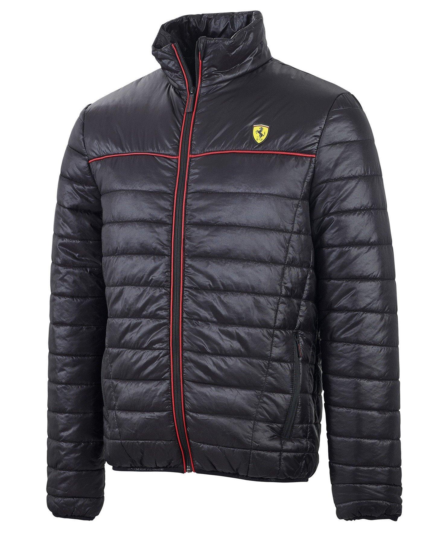 a3ab01eb0c98d Kurtka Ferrari Padded Jacket | autoryzowany sklep Scuderia Ferrari ...