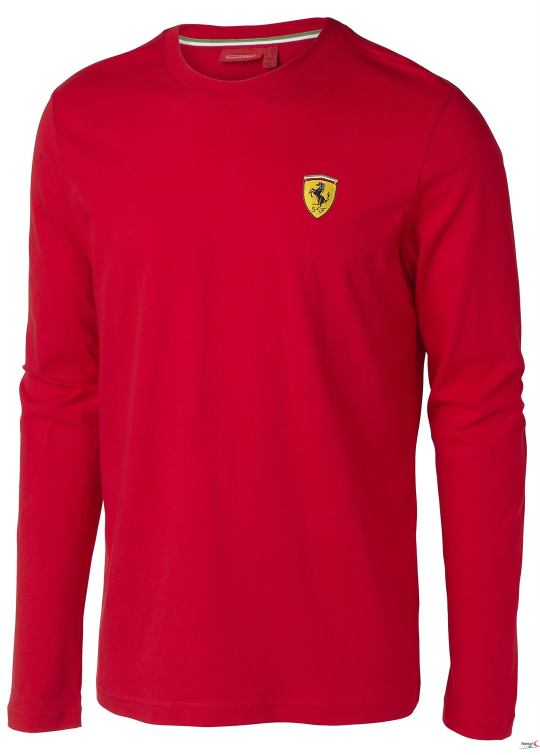 Bluza Ferrari Long Sleeve Tee
