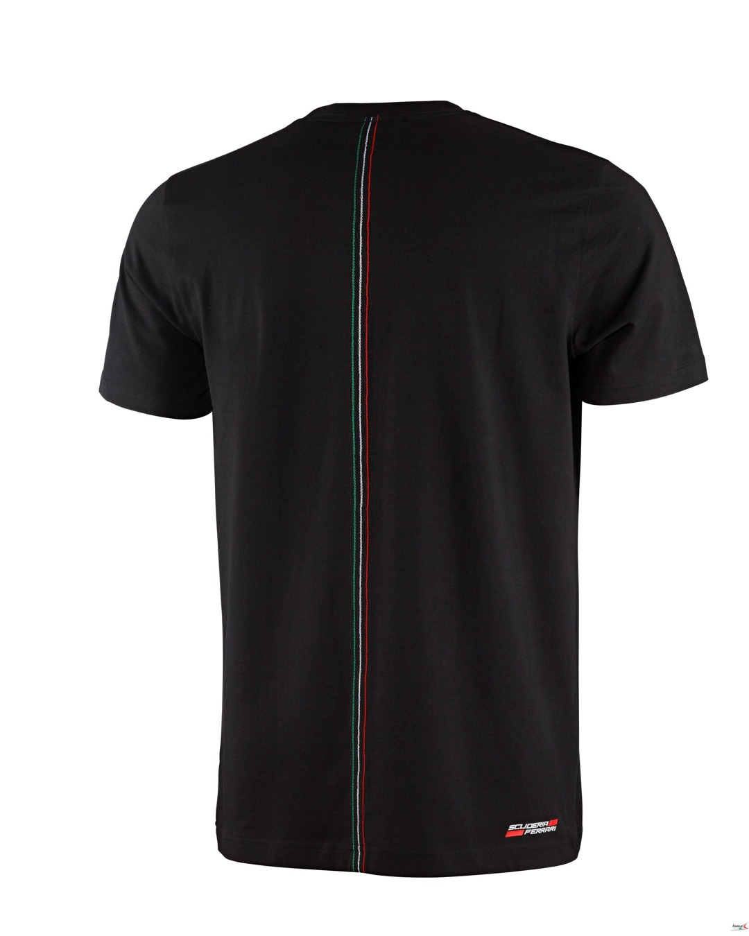 Koszulka Ferrari Mens Graphic Tee  - Black